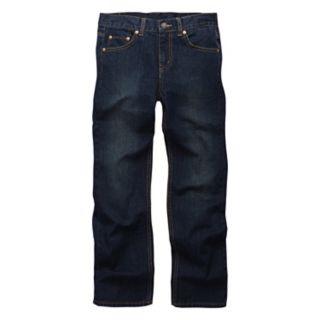 Boys 8-20 Levi's® 550? Relaxed Straight-Leg Jeans In Regular & Husky