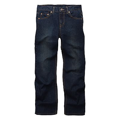 Levi's 550 Relaxed Straight-Leg Jeans - Boys 8-20