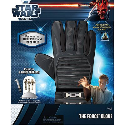Star Wars Science The Force Glove by Uncle Milton