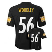 Pittsburgh Steelers LaMarr Woodley NFL Jersey - Boys 8-20