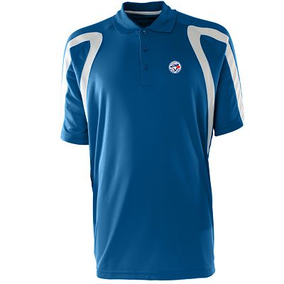 Toronto Blue Jays Point Desert Dry Xtra-Lite Pique Polo