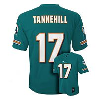 Boys 8-20 Miami Dolphins Ryan Tannehill NFL Replica Jersey