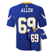 Minnesota Vikings Jared Allen NFL Jersey - Boys 8-20
