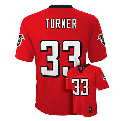Atlanta Falcons Michael Turner NFL Jersey - Boys 8-20