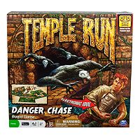 Temple Run Danger Chase Board Game by Spin Master