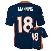 Boys 8-20 Denver Broncos Peyton Manning NFL Jersey