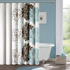 Madison Park Brianna Shower Curtain