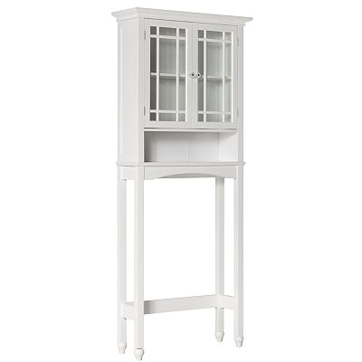 Elegant Home Fashions Netheland Space Saver Cabinet