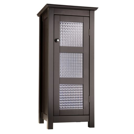 Elegant Home Fashions Chesterfield Floor Cabinet