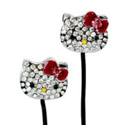 Sakar Hello Kitty Bling Earbud Headphones