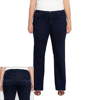 Levi's 512 Slimming Bootcut Jeans - Women's Plus