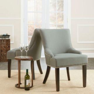 Safavieh 2-pc. Lotus Padded Side Chair Set