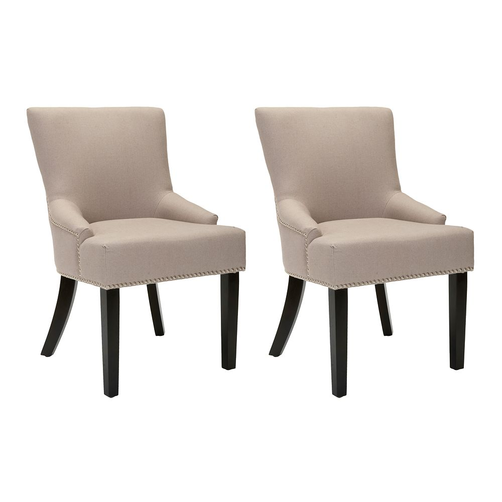 Safavieh 2-pc. Lotus Padded Side Chair Set