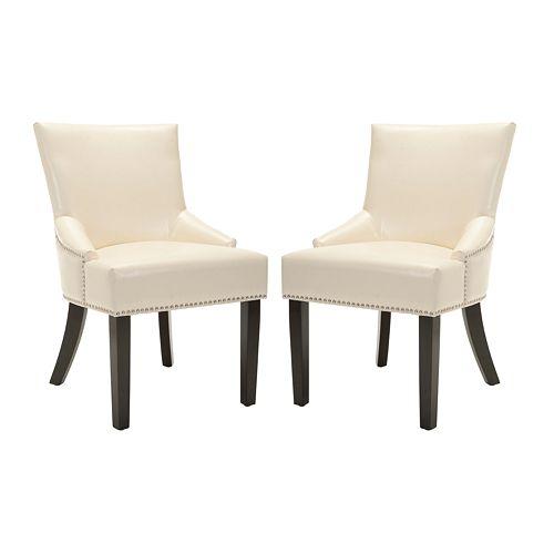 Safavieh 2-pc. Lotus Side Chair Set