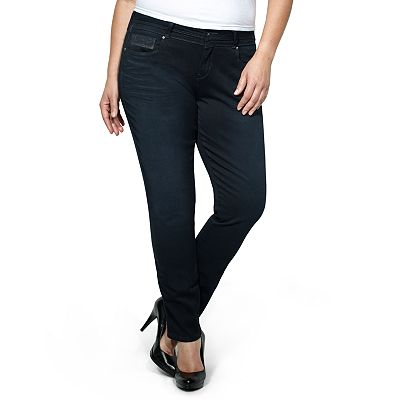 Levi's Lurex Skinny Jeans - Women's Plus