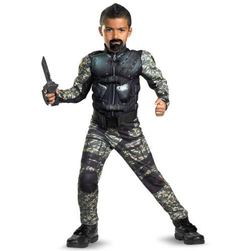 G.I. Joe Retaliation Roadblock Costume - Kids