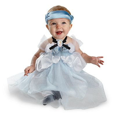 Disney Princess Cinderella Costume - Baby