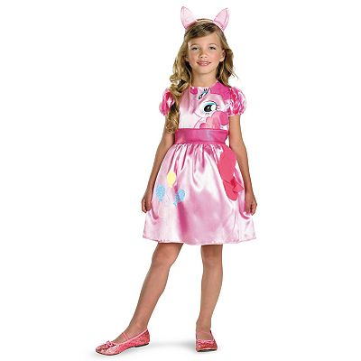 My Little Pony Pinkie Pie Magic of Canterlot Costume - Toddler/Kids