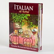 ''Italian at Home: Favorite Restaurant-Style Recipes'' Cookbook