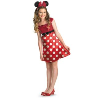 Disney Mickey Mouse and Friends Minnie Mouse Costume - Kids