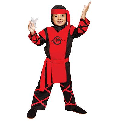 Dragon Ninja Costume - Toddler