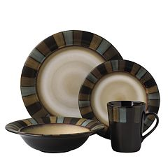 Pfaltzgraff Everyday Cayman 16 pc Dinnerware Set
