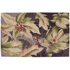 Nourison Tropics Wool Rug - 8' x 11'