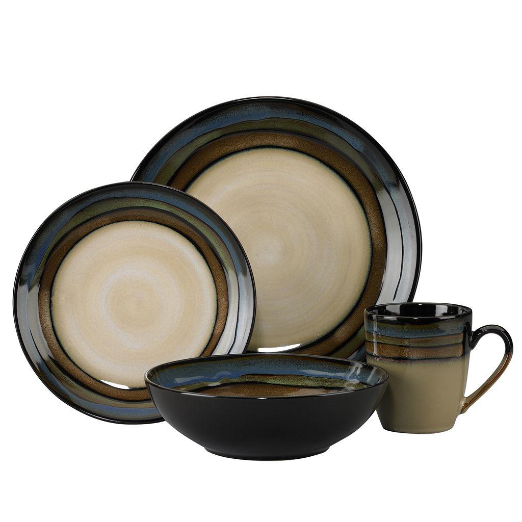 Pfaltzgraff Everyday Galaxy 16-pc. Dinnerware Set