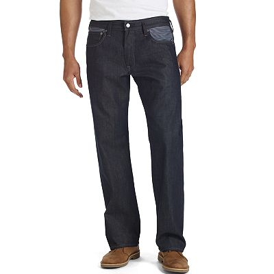 Levi's 569 Loose-Fit Straight-Leg Jeans - Men