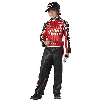 NASCAR Tony Stewart Costume - Toddler/Kids