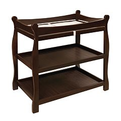 Badger Basket Sleigh Changing Table