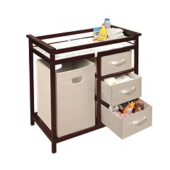 Badger Basket Modern Changing Table