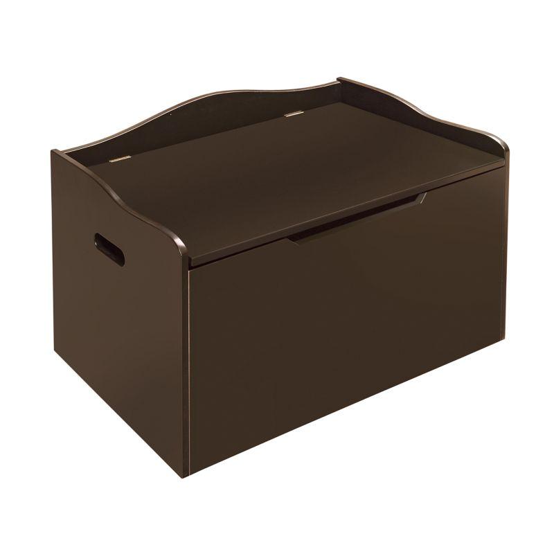 Badger Basket Bench Top Toy Box, Brown