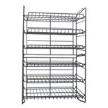 Atlantic 6-Tier Double Can Rack