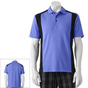 Grand Slam Mesh Colorblock Performance Polo
