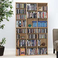 Atlantic Oskar 756 Multimedia Storage Cabinet