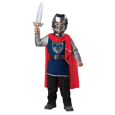 Gallant Knight Costume - Toddler