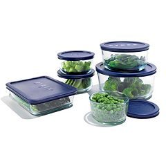 Pyrex Storage Plus 12-pc. Set