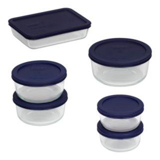 Pyrex Storage Plus 12-pc. Set