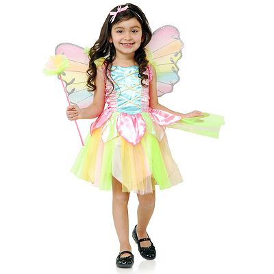 Orchid Fairy Costume - Kids