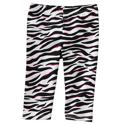 Jumping Beans Zebra Leggings - Baby