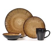 Mikasa Gourmet Basics Linden 16-pc. Dinnerware Set