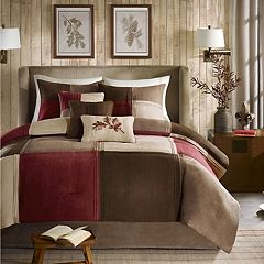 Madison Park Maddox 7 pc Comforter Set - Queen
