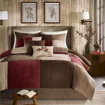 Madison Park Maddox 7-pc. Comforter Set - Queen