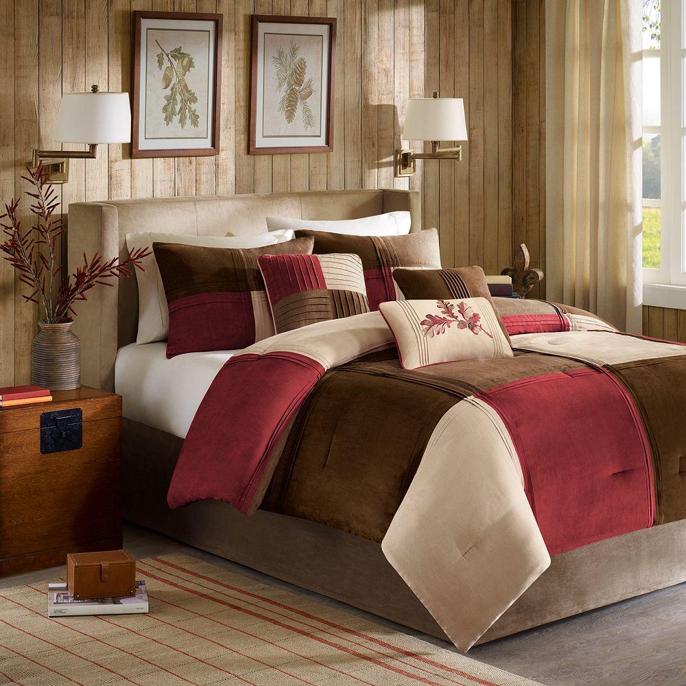 Madison Park Maddox 7-pc. Comforter Set - King