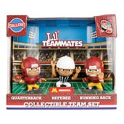 Minnesota Golden Gophers Lil Teammates 3-pc. Collectible Team Set