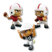 Nebraska Cornhuskers Lil Teammates 3-pc. Collectible Team Set