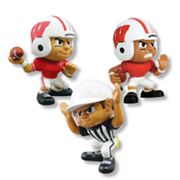 Wisconsin Badgers Lil Teammates 3-pc. Collectible Team Set