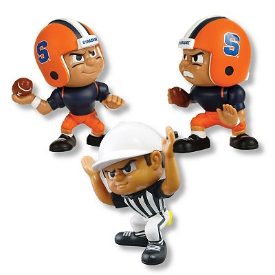 Syracuse Orange Lil Teammates 3-pc. Collectible Team Set