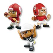 Oklahoma Sooners Lil Teammates 3-pc. Collectible Team Set